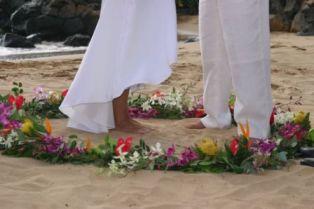 Beach Lei Celebration