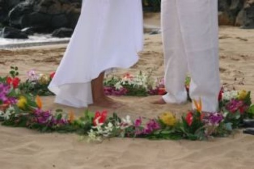 Beach Lei Celebration