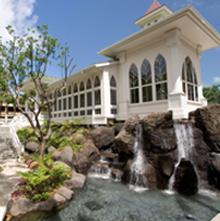 Ocean Crystal Chapel
