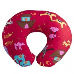 Nursing boppy pillow