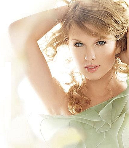 Taylor Swift Coloring Pages Color Example