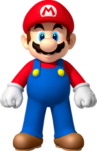 Mario in all his glory