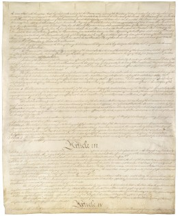 U.S. CONSTITUTION, Page 3