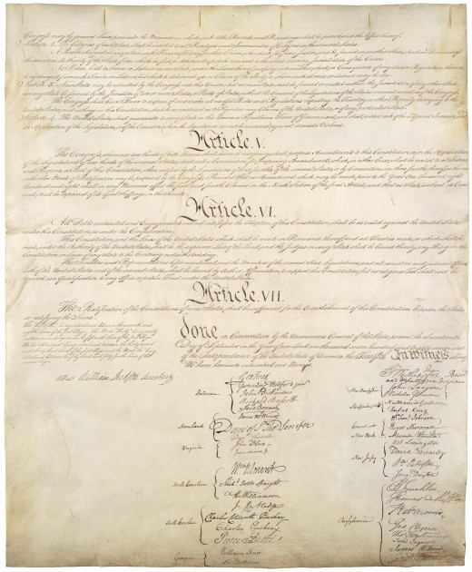 U.S. CONSTITUTION, Page 4