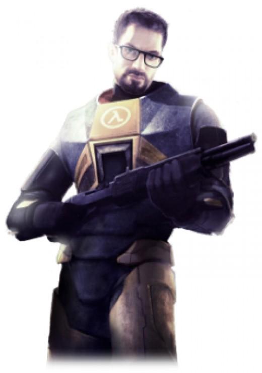 Gordon Freeman from Half-Life