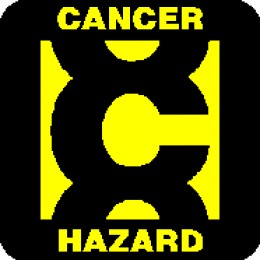 Charring is a Cancer Hazard
