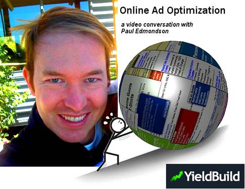 Paul Edmondson, CEO of HubPages and YieldBuild