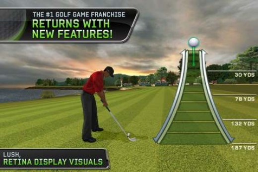Best iPhone 2011 apps also include My Swing application which allows you to compare your swings to Tiger Woods' swings. Find out what other best iPhone 2011 apps are there available for your iPhone.