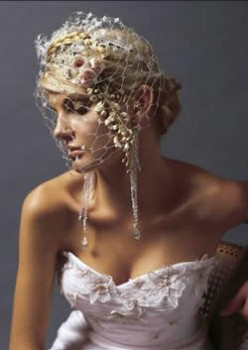 Choosing the Right Wedding Headpiece and Hair Accessories