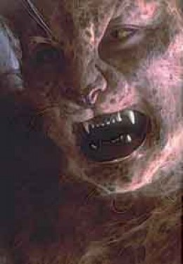 Creature from the 1996 Island of Dr. Moreau