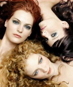 Prose - Blondes, Brunettes, Redheads