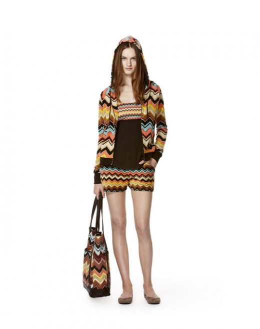 "Ladies""Missoni"" clothing."