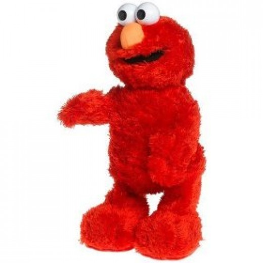 """Tickle Me Elmo"""