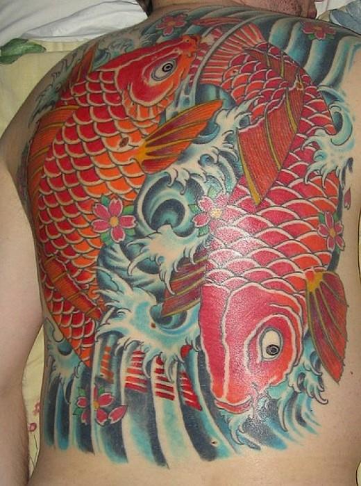 japanese tattoos pics. largest Japanese tattoo