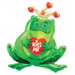 How many frogs did you have to kiss before you found your prince?