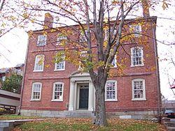 Joshua Ward House in Haunted Salem