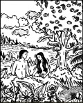 Adam and Eve The Bible Story