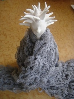 This is one of the photos that I've posted on my own crochet blog.