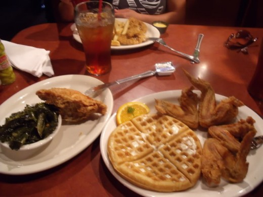 Gladys Knight Chicken & Waffles