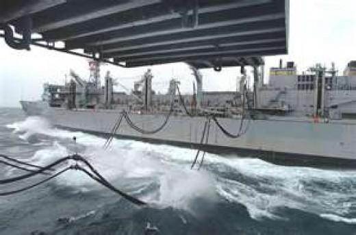 Ship Refuel