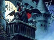 Vampire by Clyde Caldwell