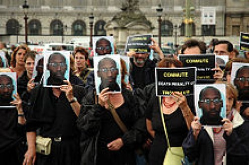 DEMONSTRATION IN SUPPORT OF CLEMANCY FOR TROY DAVIS