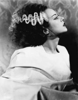 The beautiful Bride, Elsa Lanchaster