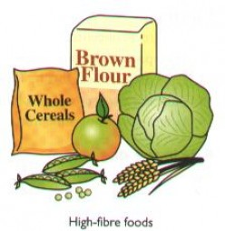 High Fiber Foods to Combat Diabetes and Cancer, (Nutritional Healing)