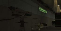 Deus Ex Human Revolution Beyond the Desk Workstation 1 - the Funicular Sign