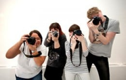 ... SLR Camera for Photography Students - Photography Class Camera Guide