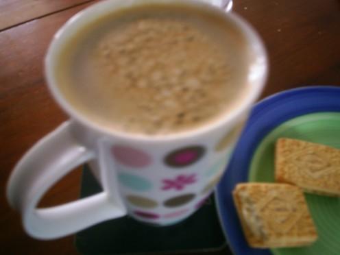 Coffee with Caffeine