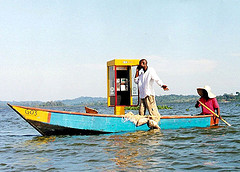 lake victoria solar payphone by abaporu on Flickr
