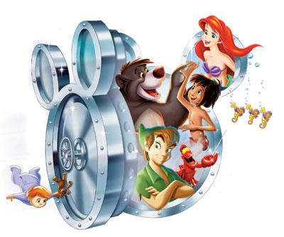 The Disney Vault is a technique of releasing films every ten years to create excitement (and sales) when a film is re-released.