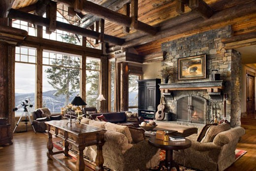 Impressive Rustic Country Living Room 520 x 347 · 70 kB · jpeg