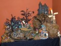 How to Build a Halloween Village Holiday Display