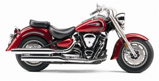 The Yamaha Road Star, very close to absolutely perfect!