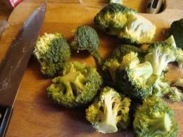 Chopped Broccoli