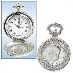 Men's Classic Pocket Watches - Vintage Collectibles