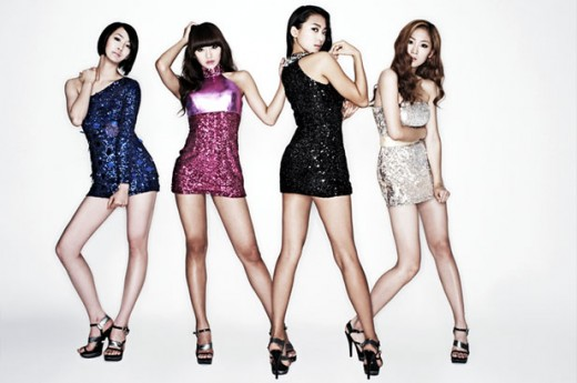 Sistar group  photo