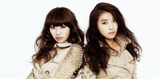 Hyorin and Bora sistar19 picture