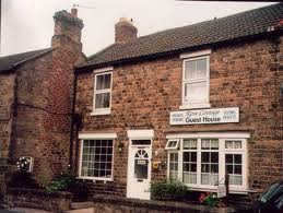 Rose Cottage Guest House on the High Street, Catterick Village - opposite the shop