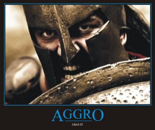 Aggro!