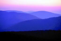 Shenandoah sunsets | image credit: National Park Service