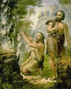 The Bible Story of Cain & Abel