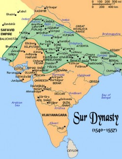 Sur Empire - Sher Shah Suri Dynasty