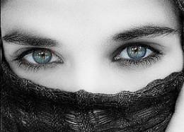 Eye from waqar bukhari Source: flickr.com