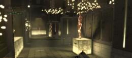 Deus Ex Human Revolution How to Defeat Jaron Namir Using Upgraded Biochip - notice the distorted visual field