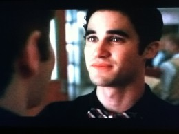 Blaine tells Kurt that he has transferred to McKinley to be with him because he cannot spend a day without the man he loves.