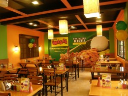 What's inside Mang Inasal...