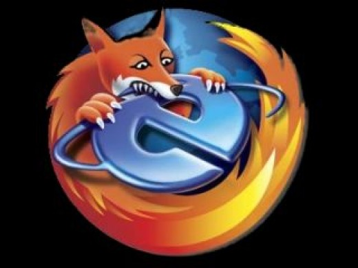 Firefox making money through Google search engine